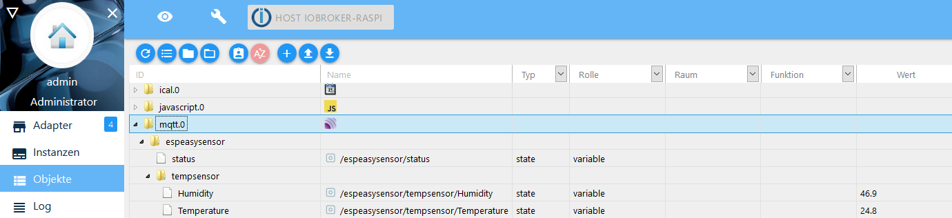 ESPEasy – Datenaustausch mit ioBroker – smarthome-tricks de