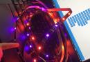 McLighting WS2812 Lichtsteuerung und Integration in ioBroker