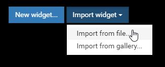 ioBroker HABPanel – Teil 5 – Custom Widgets anpassen und erweitern