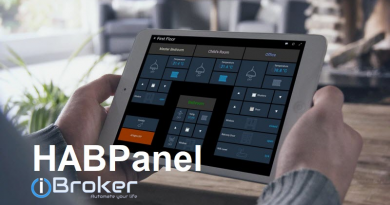 ioBroker HABPanel – Teil 17 – Das Knob-Widget