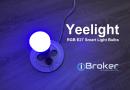 Yeelight Leuchtmittel in ioBroker integrieren