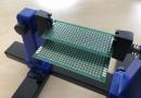 Produkttest – Fixpoint 51220 Platinenhalter