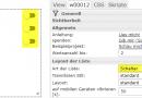 VIS Material Design Widgets – Teil 6 – Bool List