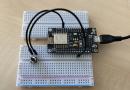 ESP8266, Tasmota und PushButton für ioBroker