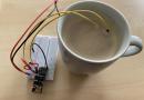 Wassermelder für ioBroker über ESP8266 und MQTT