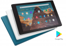 Google Play Store auf Amazon Fire HD Tablet installieren