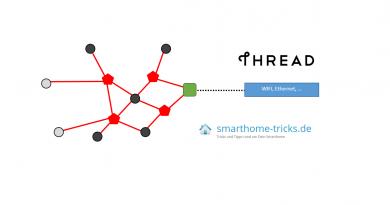 Thread – Der neue Funkstandard im Smart-Home Umfeld?