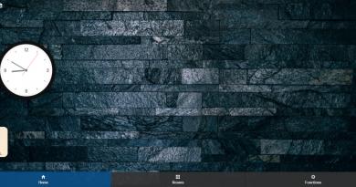 ioBroker iQontrol Visualisierung – Teil 1 – Installation
